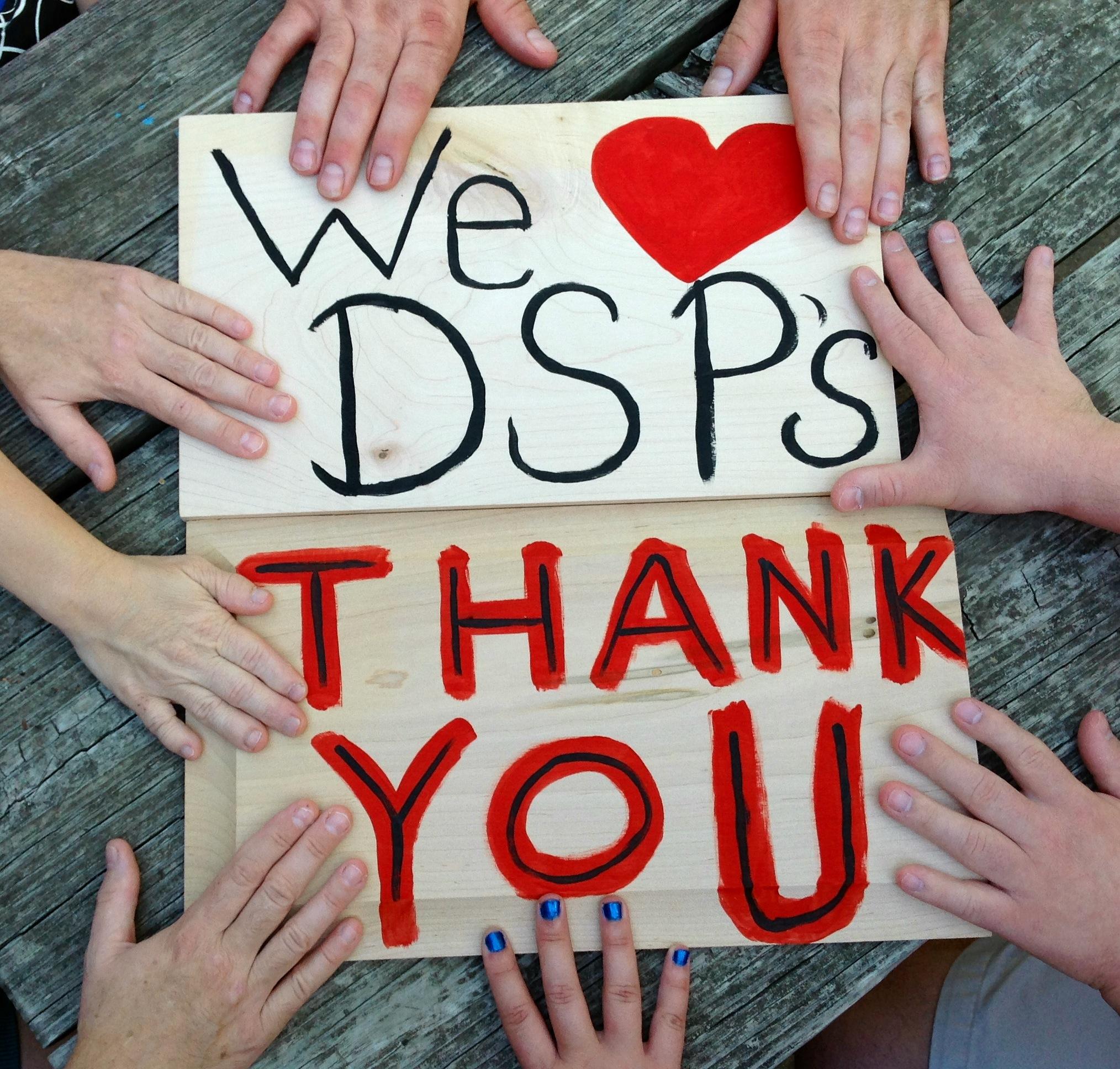 DSP Appreciation Week