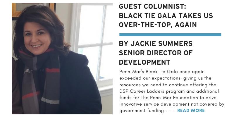 Jackie Summers Black Tie Gala