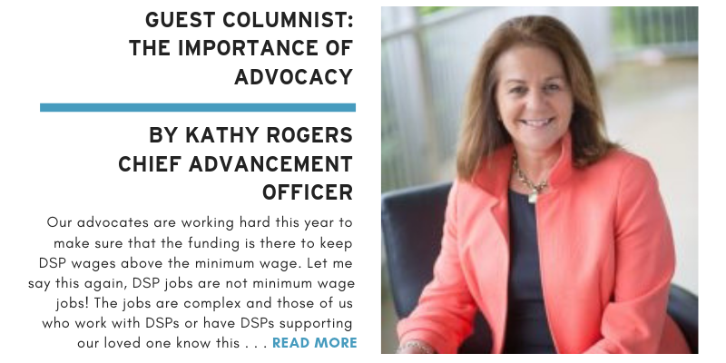 Kathy Rogers March ENews Column