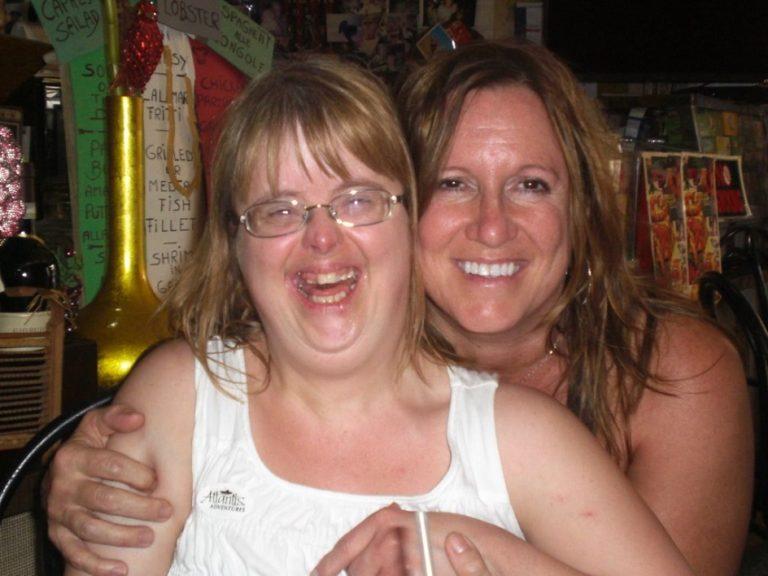 Lisa and Bobbi